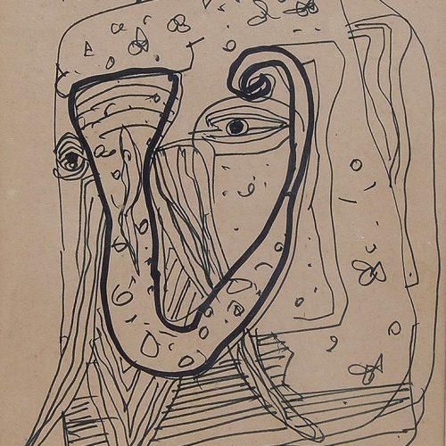 Indian Modern Artist , Best of Art from Sunil Das , Indian Art Gallery , Best Indian Art Gallery, Art from Bengal , Sunil Das Horses and . Bulls , Padmashree Artists from Bengal , Indian Modern Art & Artists