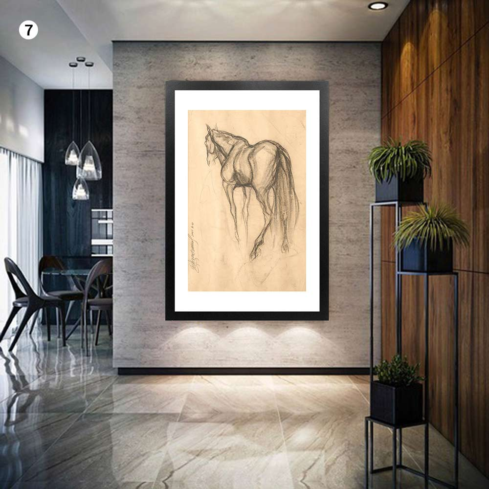 Sunil Das | Group of Horses