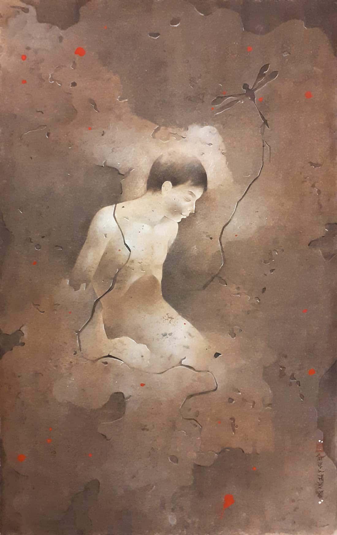 mintu-naiya-untitled-wash-on-board-10×15-inches-min