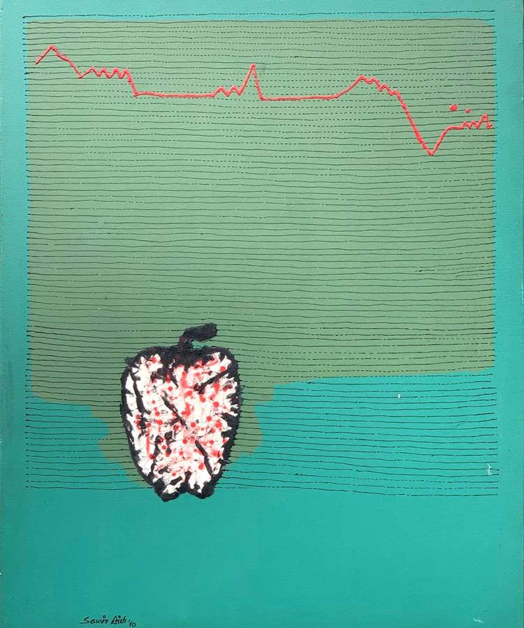 samir-aich-acrylic-on-canvas-30×36-inches-2010