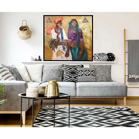 Badami People by JMS Mani