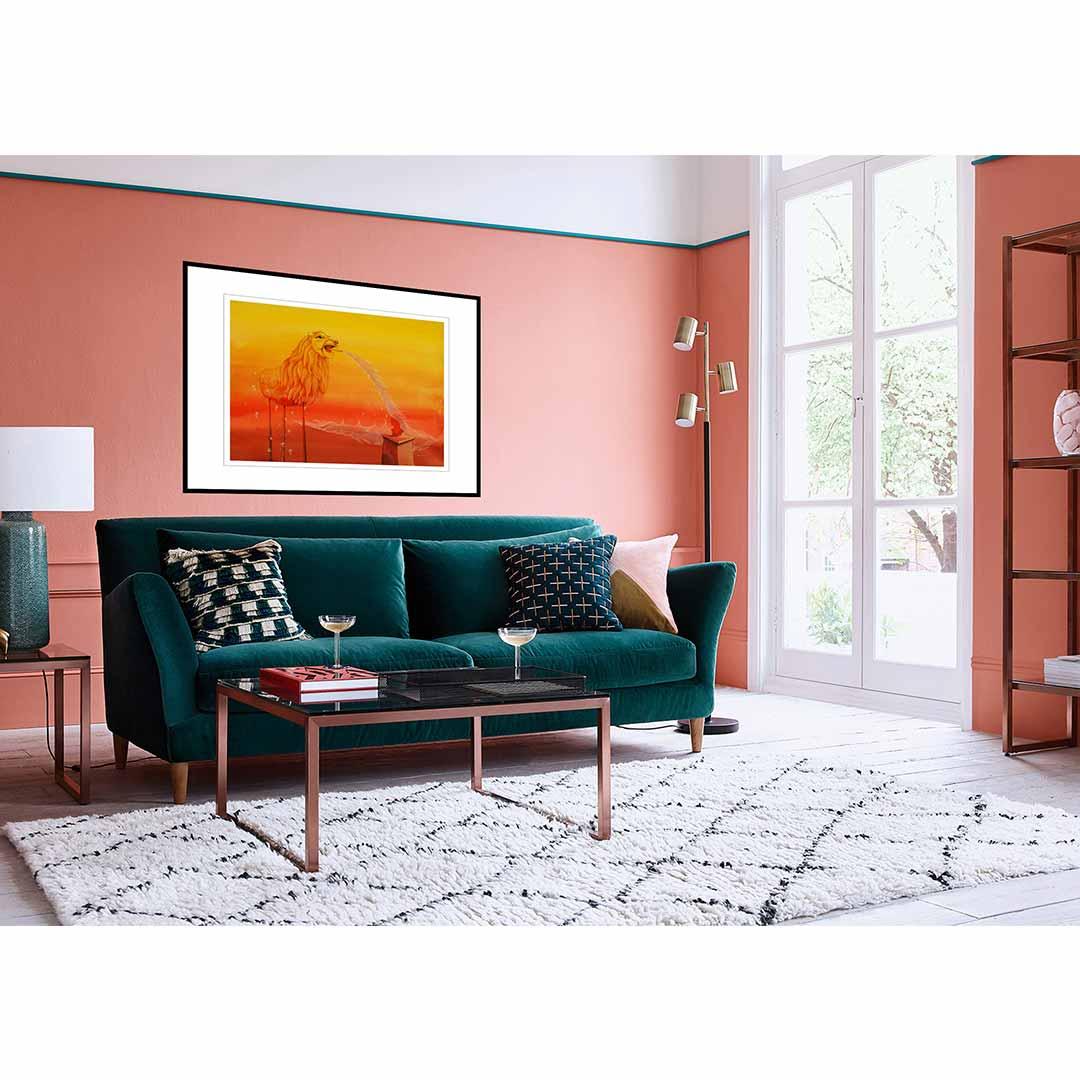 Pratul Dash | Water colour | 40 x 30 inches