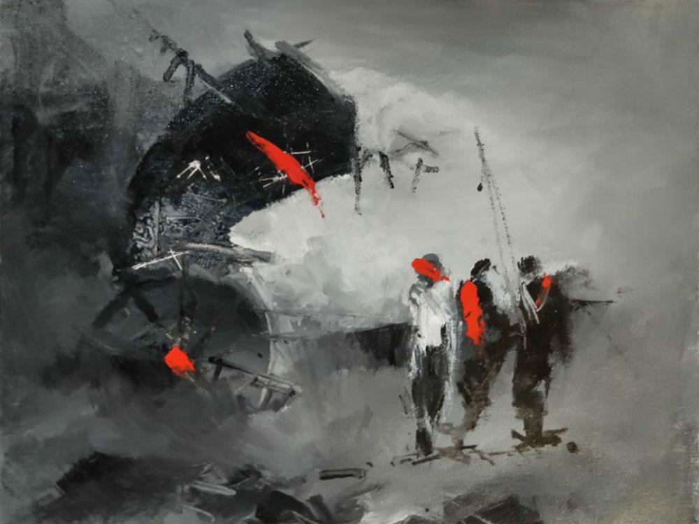 dilip-chowdhury-acrylic-on-canvas-12×16-inches-6