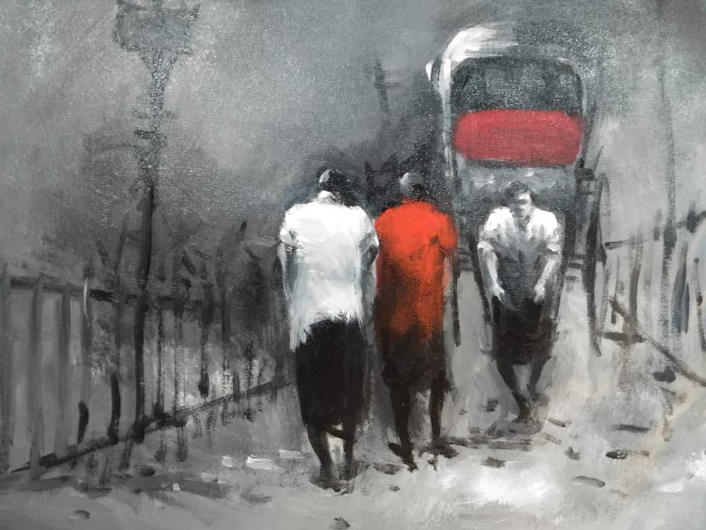 dilip-chowdhury-acrylic-on-canvas-12×16-inches-8