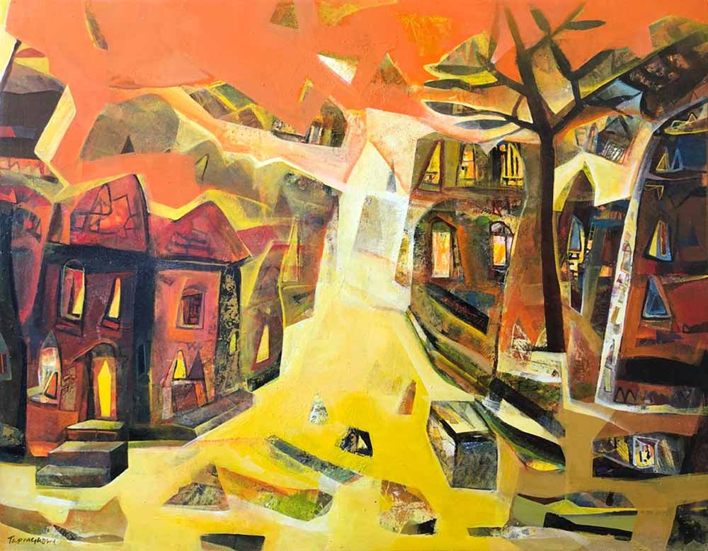 tapas-ghoshal-abstract-acrylic-on-canvas-42×54-inches-3