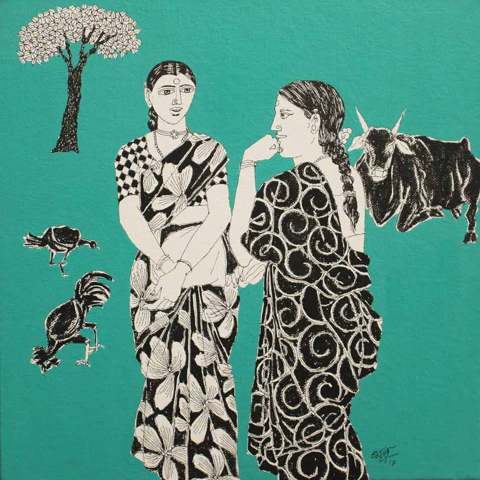Contemporary Indian Art