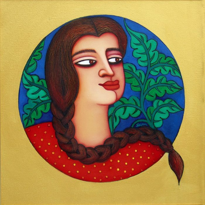 shipra-bhattacharya-acrylic-on-canvas-18×18-inches-1