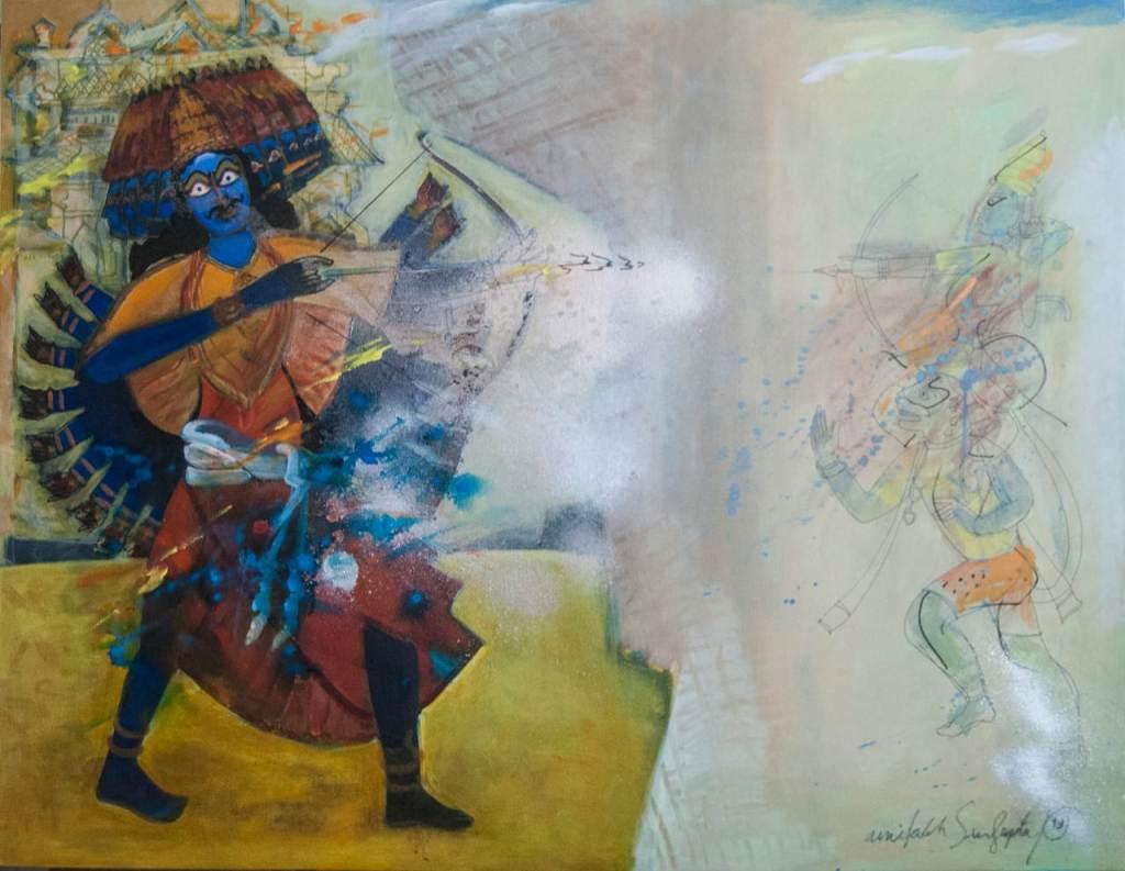 amitabh-sengupta-oil-on-canvas-36×48-inches-2-copy