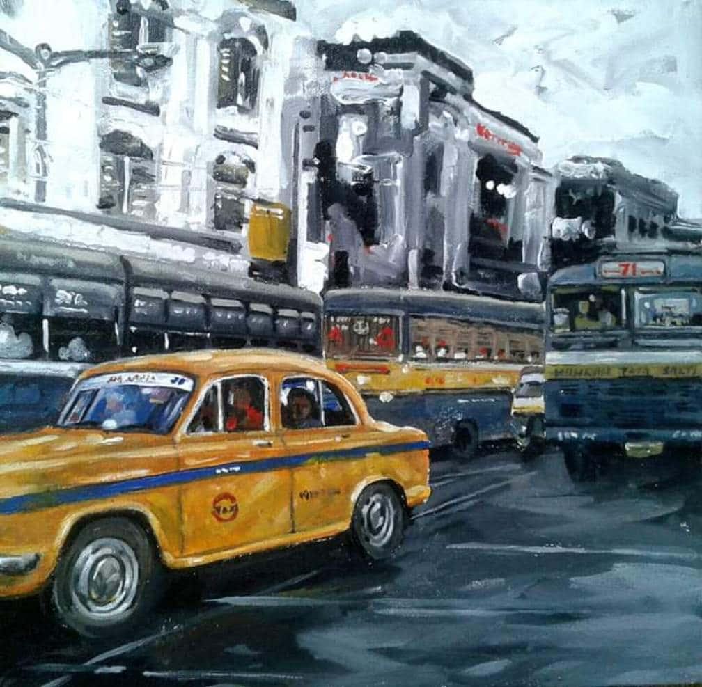 raju-sarkar-acrylic-on-canvas-12×12-inches-1-min
