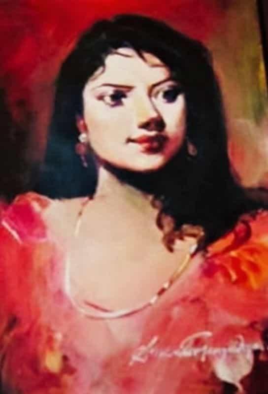 Subrata Gangopadhayay   22 x 14 inches   Acrylic on Paper   INR 35000