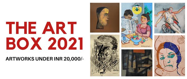 The Art Box - Works Under 20K