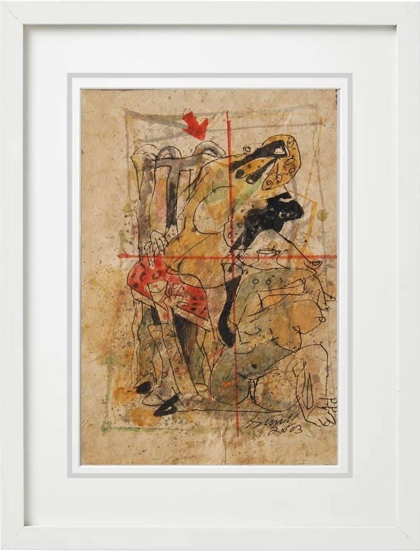 Sunil Das Erotic Series Frame