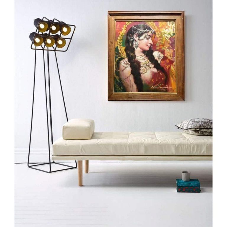 Subrata Gangopadhyay   20 x 24 inches   Acrylic on Canvas   Now 65000/-